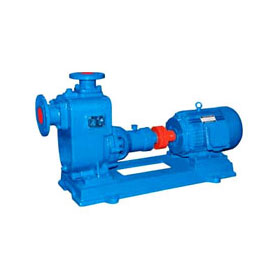 Blue-Self-Priming-Pump