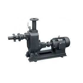 Grey-Self-Priming-Pump