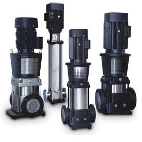 Vertical-Multistage-Centrifugal-Pump